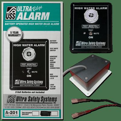 ULTRA bilge Pumpswitch Alarm