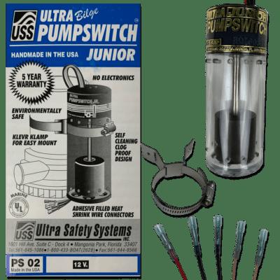 ULTRA Bilge Pumpswitch™ Junior 12v