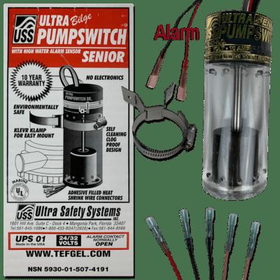 Ultra bilge pumpswitch™ Sr 24v