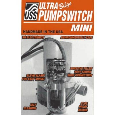 ULTRA Bilge Pumpswitches